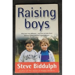 Steve Biddulph Raising Boys