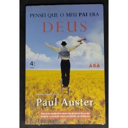 Paul Auster Pensei que o...