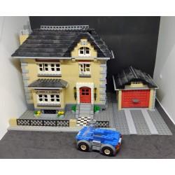 Lego Casa, garagem e carro