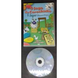 DVD O Jogo da Carochinha