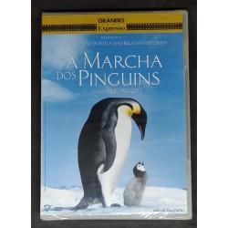 DVD A Marcha dos Pinguins