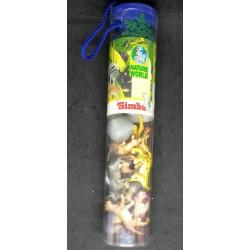 Bonecos Nature World Simba