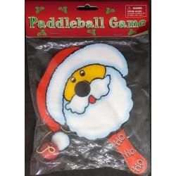 Paddleball Game Pai Natal