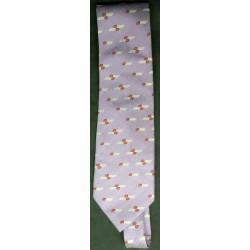 Gravata lilás