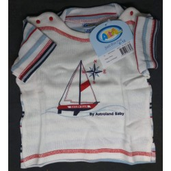 T-shirt Sailor Club...