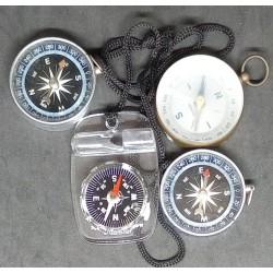 4 Bússolas