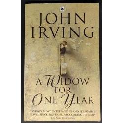 John Irving - A Widow for...