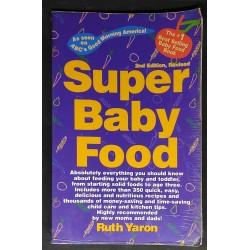 Ruth Yaron - Super Baby Food