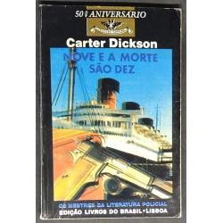 Carter Dickson Nove e a...