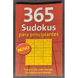 365 Sudokus Para Principiantes