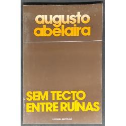 Augusto Abelaira Sem tecto...