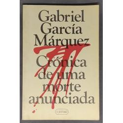 Gabriel García Márquez...