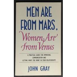 John Gray Men are from...