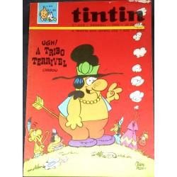 Tintin 2º ano nº48 25-4-1970