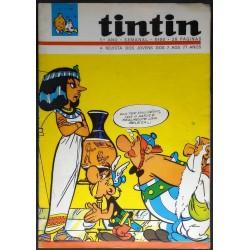 Tintin 1º ano nº 9 27-7-1968