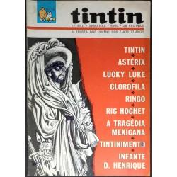 Tintin 1º ano nº 19 5-10-1968