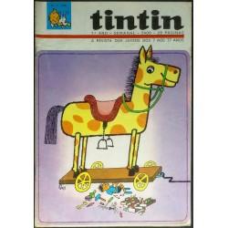 Tintin 1º ano nº 22 26-10-1968