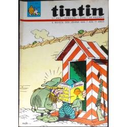 Tintin 1º ano nº 23 2-11-1968