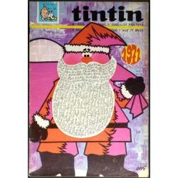 Tintin 4º ano nº 31 25-12-1971