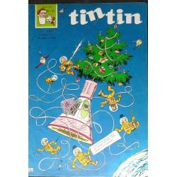Tintin 3º ano nº 31 26-12-1970