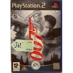 PS2 James Bond 007:...