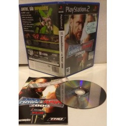 PS2 WWE Smackdown vs. Raw 2009