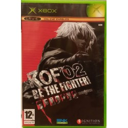 XBOX The King of Fighters 2002