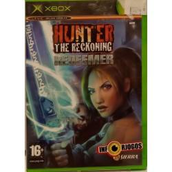 XBOX Hunter The Reckoning...