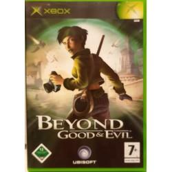 XBOX Beyond Good & Evil