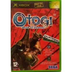 XBOX Otogi Myth of Demons