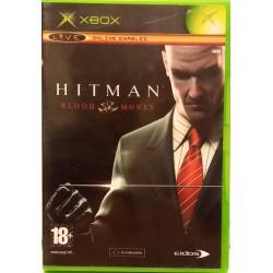 XBOX Hitman Blood Money