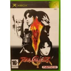 XBOX Soulcalibur II