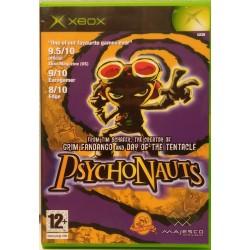 XBOX Psyconauts