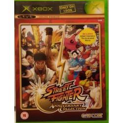 XBOX Street Fighter...