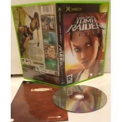 XBOX Lara Croft Tomb Raider...