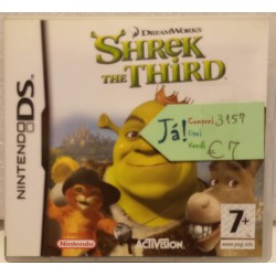 DS Shrek the Third