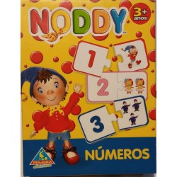 Noddy números