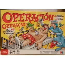 Operação incompleto