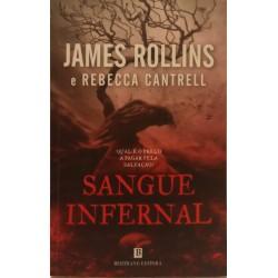 James Rollins e Rebecca...