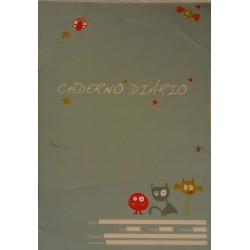 Caderno Diário Monstros