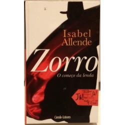 Isabel Allende - Zorro