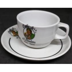 Chávena de Chá e Pires A...