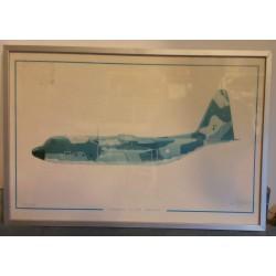Serigrafia Lockhead C-130H...