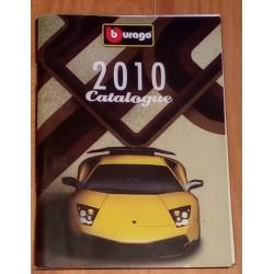 Catálogo Burago 2010