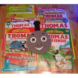 Conjunto de Revistas Thomas...