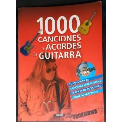 1000 Canciones Y Acordes de...