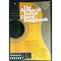 The Big Acoustic Guitar...