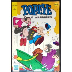 Banda Desenhada Popeye o...