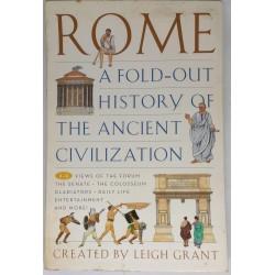 Livro popup Rome