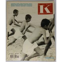 Revista Capa K Outubro de 1990